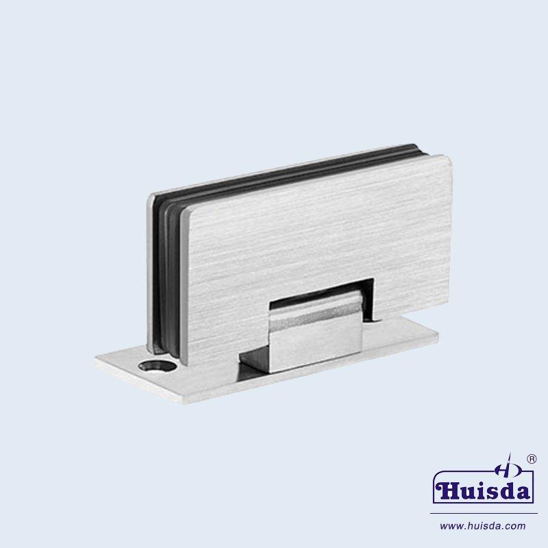 HSD 601 90°单开型不锈钢浴室夹