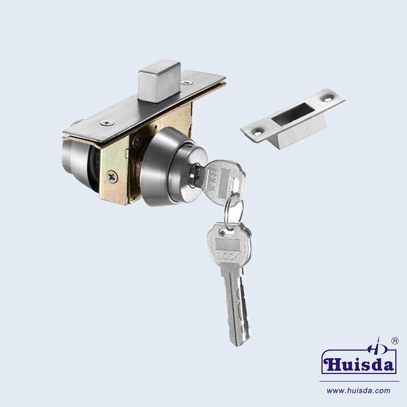 HSD 401 带框玻璃门锁