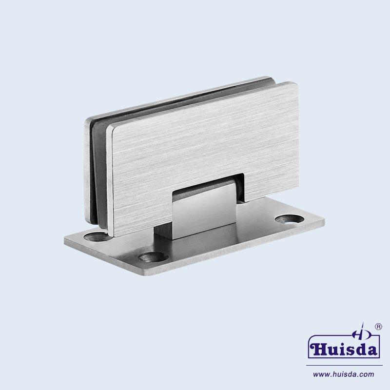 HSD 602 90°双开型不锈钢浴室夹