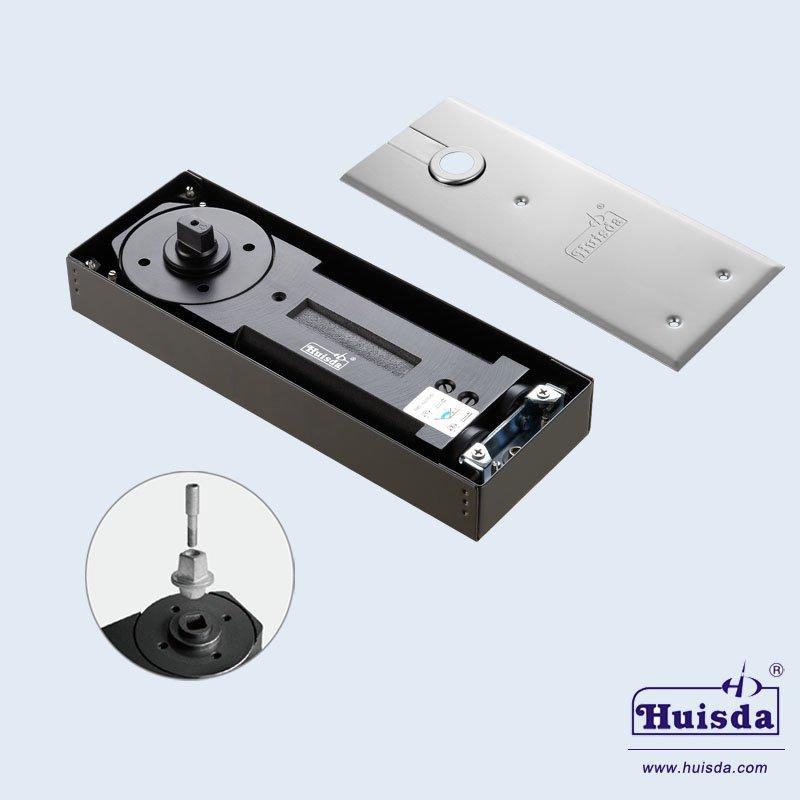 HSD 8400 超薄加重型液压地弹簧