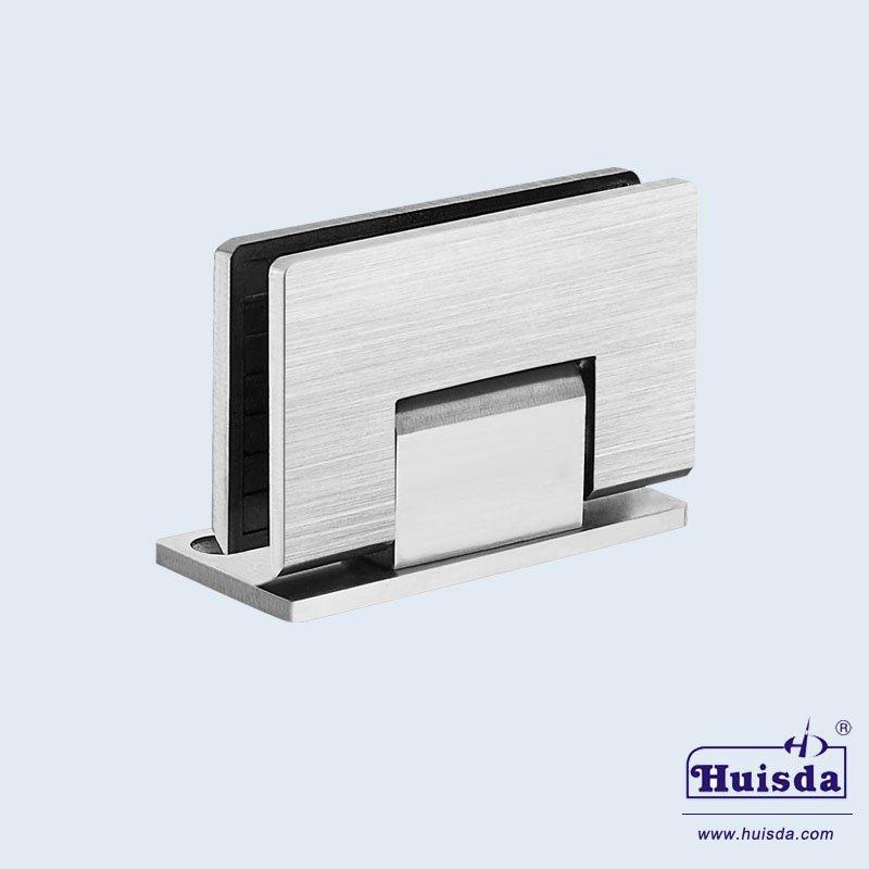 HSD 613 90°单开型不锈钢浴室夹