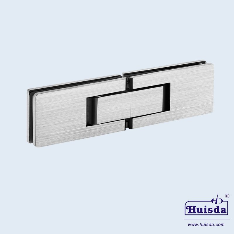 HSD 623 180°不锈钢浴室夹