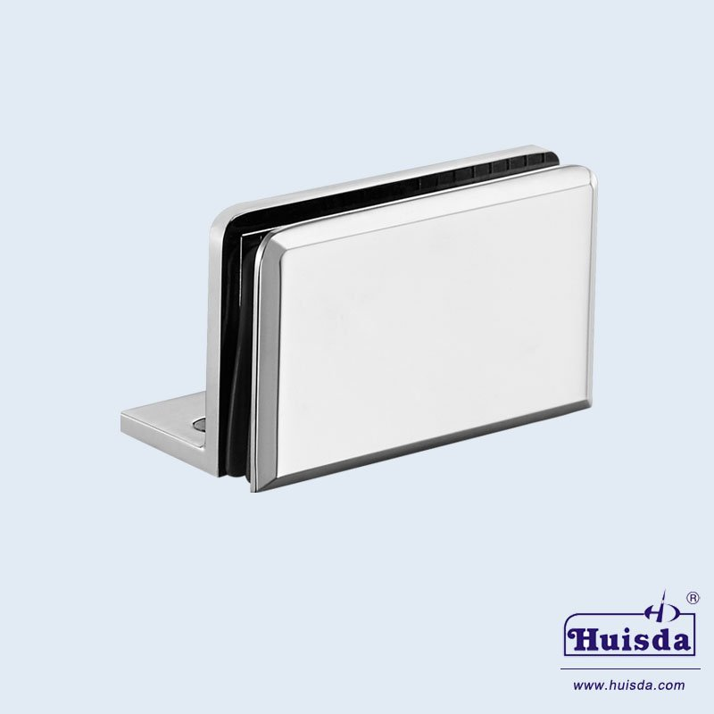 HSD 511A 90°单边固定型浴室夹