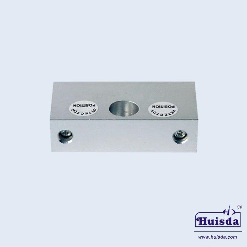 H-8 电子锁玻璃夹