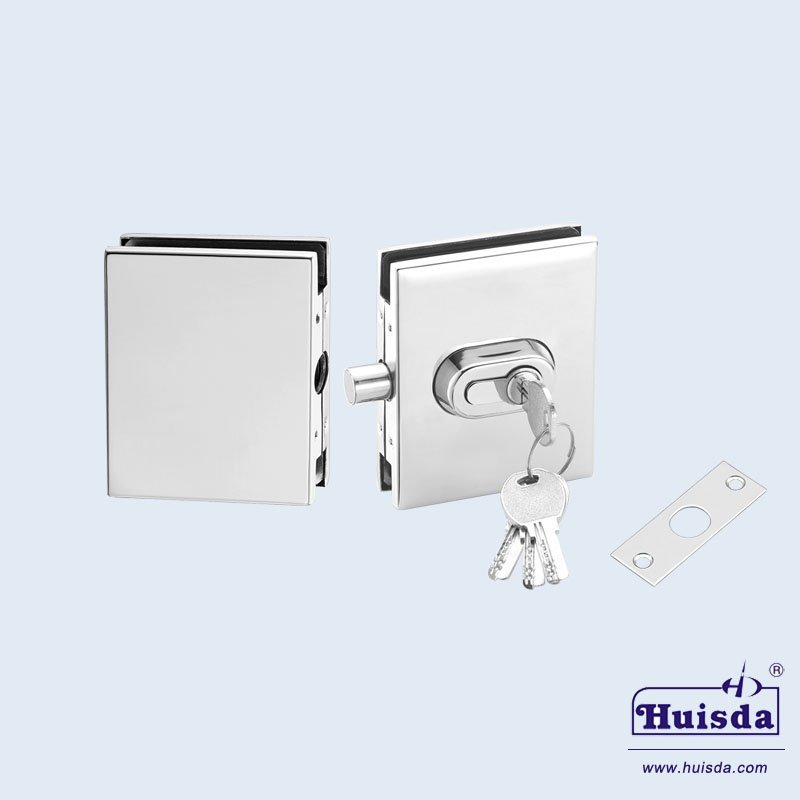 HSD 542A+B 玻璃门锁