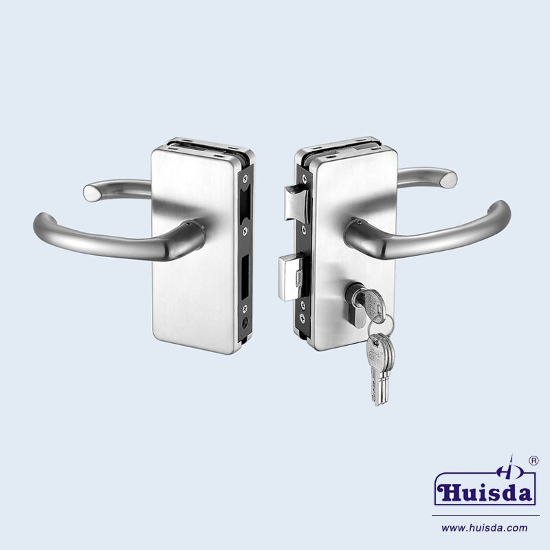 HSD-812A/B glass door lock