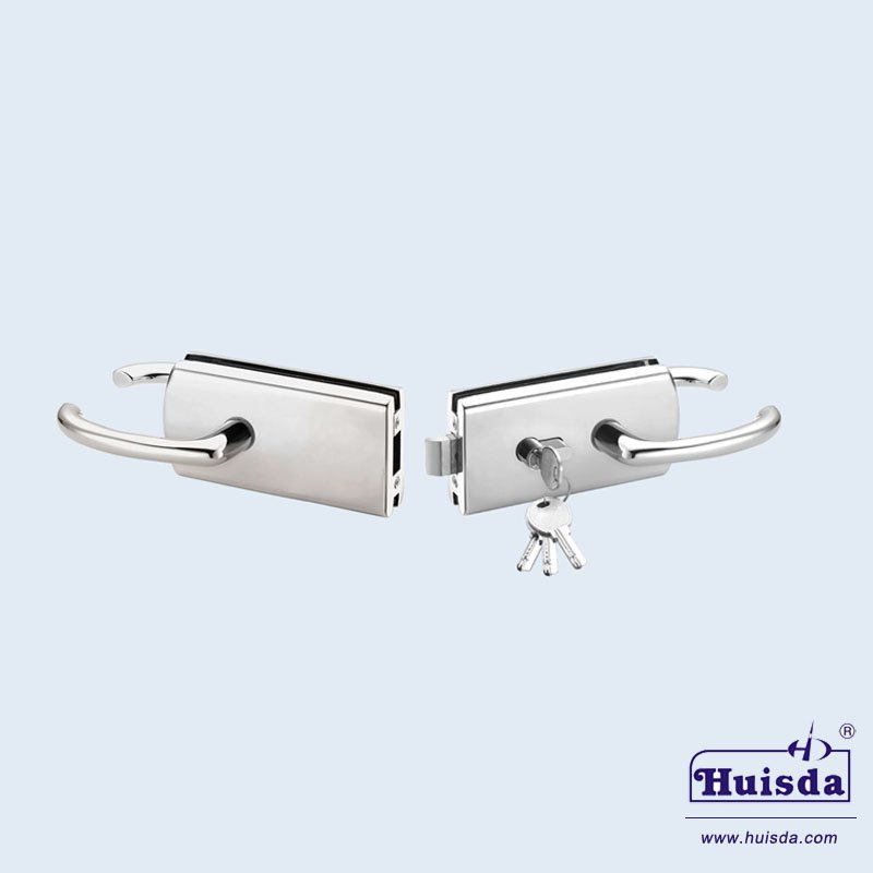 HSD-592A/B glass door lock
